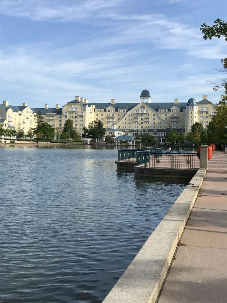 The Newport Bay Club hotel Disneyland Paris