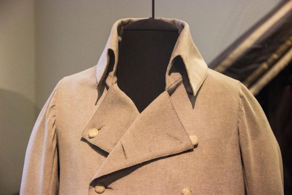 Napoleon's coat
