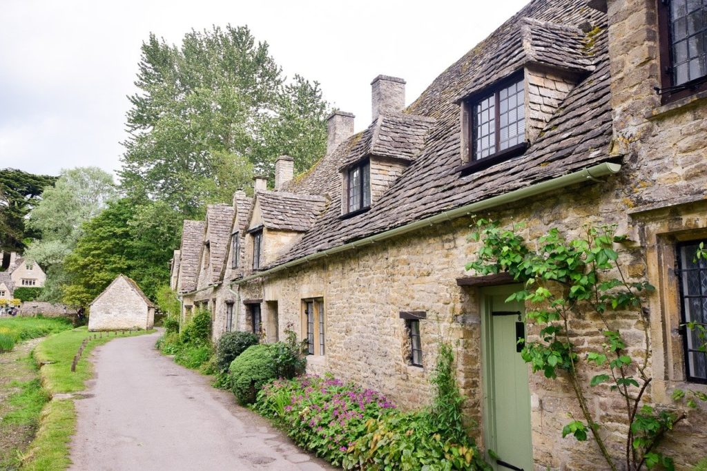 Cottages in the Cotswolds