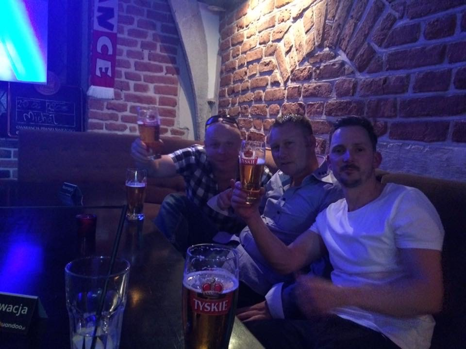 Krakows cool underground bars