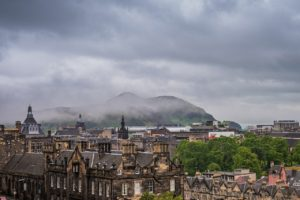 edinburgh, scotland, city