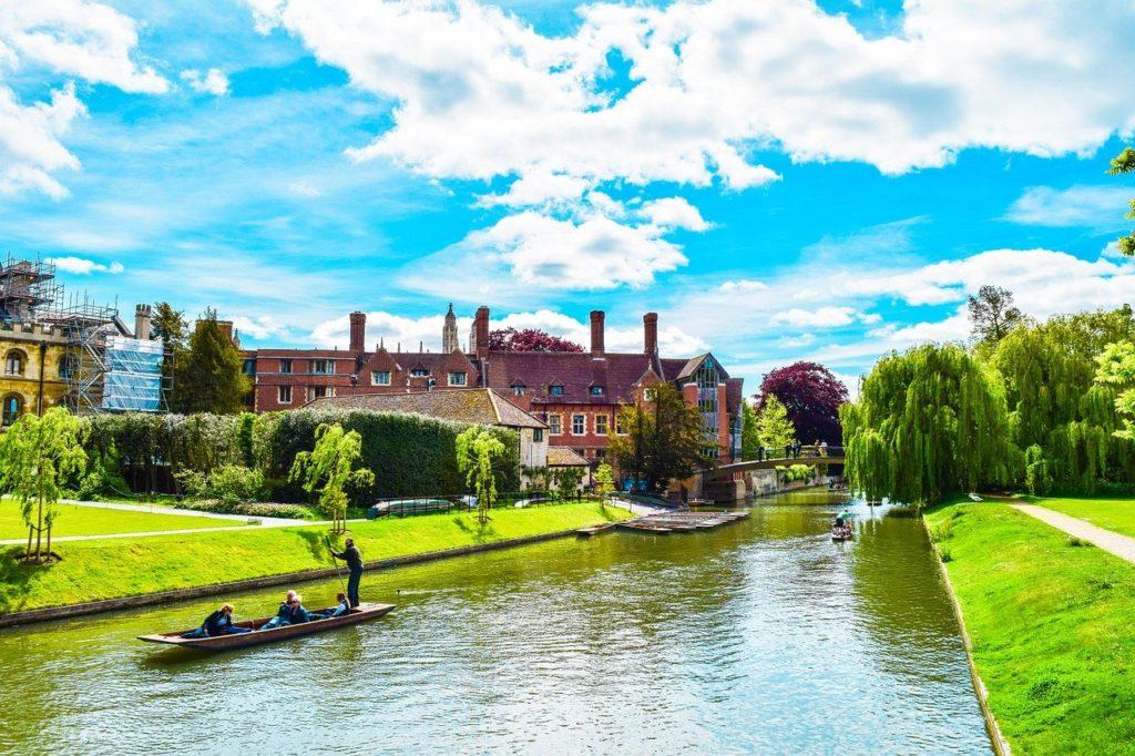 england, cambridge, travel